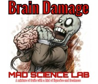 Brain Damage - Mad Science Lab
