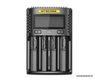 Nitecore UMS4 USB Oplader