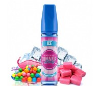 Dinner Lady Ice - Bubble Trouble 60ml.