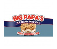 Big Papa´s Ice Cream Sandwich - Mad Science Lab