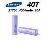 Samsung 40T 21700 - 4000mAh