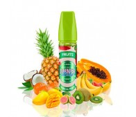 Dinner Lady Fruits - Tropical 60ml.