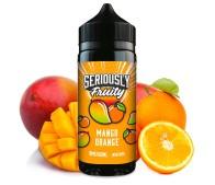 Seriously Fruity Mango Orange 120ml.