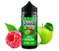 Seriously Fruity Apple Raspberry 120ml.