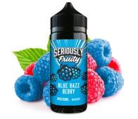 Seriously Fruity Blue Razz Berry 120ml.